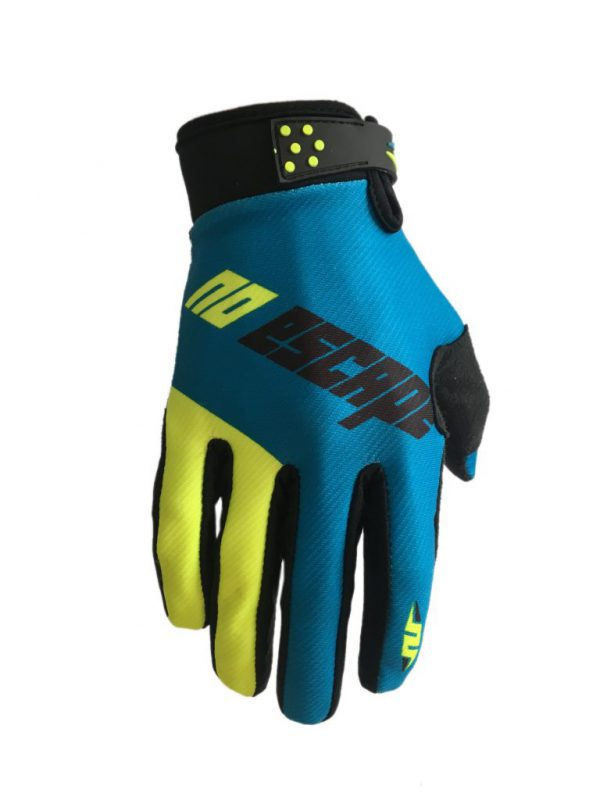 glove-no-escape-racing-black-yellow