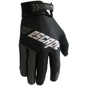 glove-no-escape-racing-black-grey